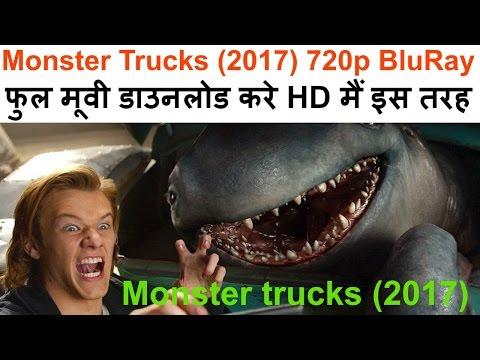 Monster Trucks 2017 Full Movie DOWNLOAD  In HINDI - [720p]