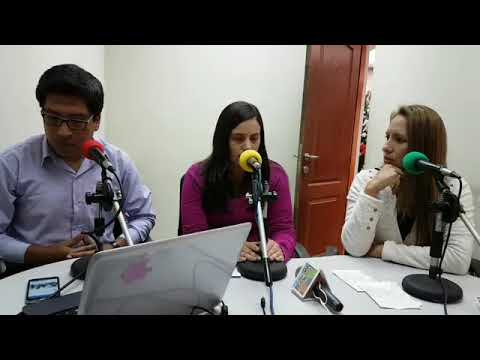 Veronika Mendoza habla del terrorismo, el poder fujimorista en radio Cusco en Portada