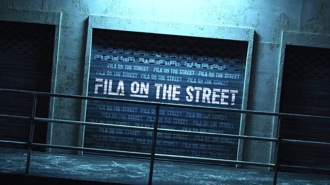 BTS(방탄소년단) 'FILA ON THE STREET' - Teaser