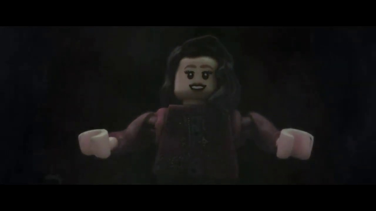 JINJER- Perennial/Music Video RECREATED IN LEGO