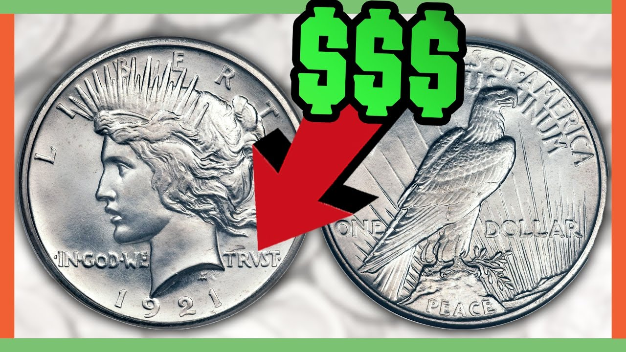 Rare Silver Dollar Coins Worth Money Peace Values