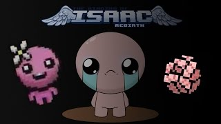 Binding of Isaac Rebirth - Building a Super Bandage Girl (Part 1 of 3)