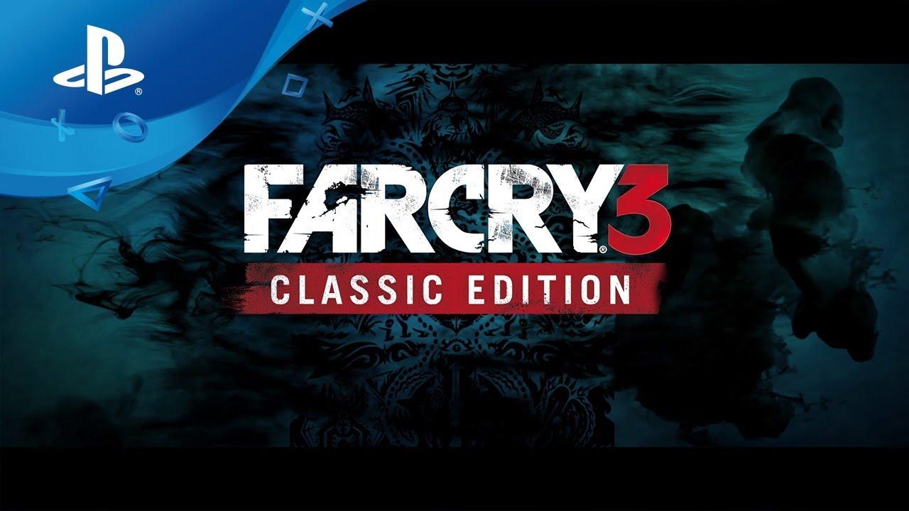 Far Cry 3 - Classic Edition Trailer [PS4, deutsch]