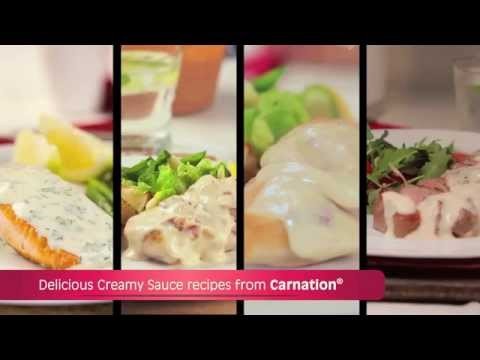 Creamy Sauces With Carnation Evaporated Milk