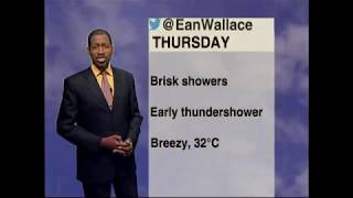 Weather Outlook - Wednesday September 19th 2018