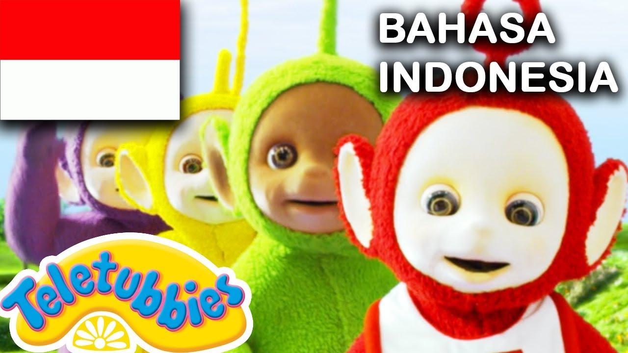 ★Teletubbies Bahasa Indonesia★ Naik Kereta Api ★ Full Episode HD