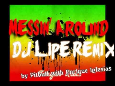 Pitbull with Enrique Iglesias - Messin' Around Reggae Remix