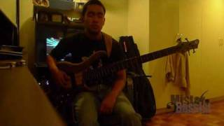 "Mister Bassist does ""Deeper"" by Israel Houghton"