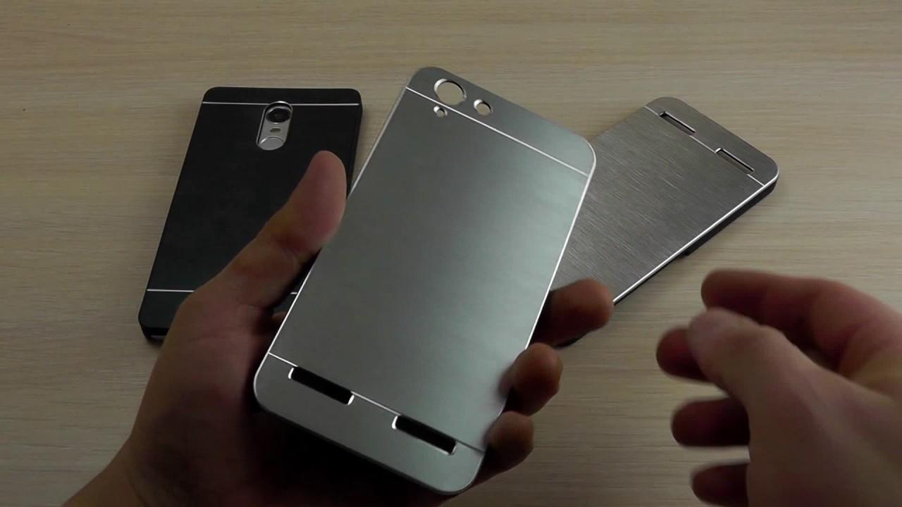 ОБЗОР: Комбинированный Противоударный Чехол-Накладка для Xiaomi .