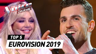 The Voice Talents on EUROVISION SONG CONTEST 2019