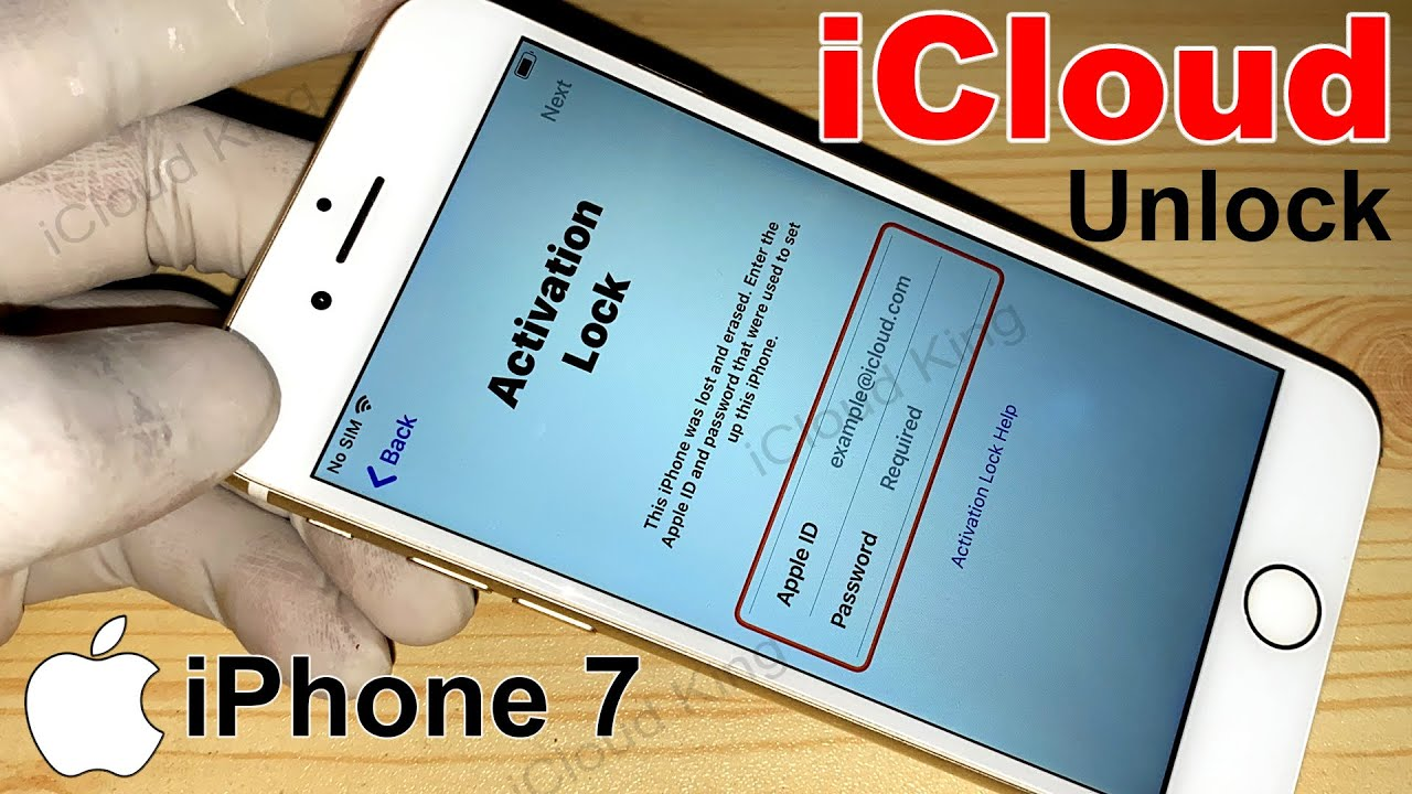 July 2020 New Method!! iOS 13.6 Bypass Activation Lock iPhone 7 With iPad 1000% !!Unlock iCloud
