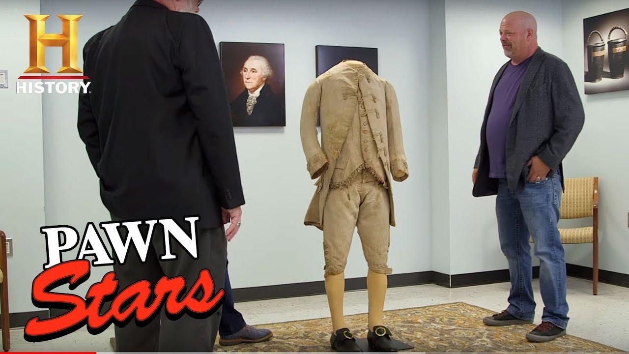 Download Pawn Stars: George Washington's 3-Piece Suit (Season 15) | History