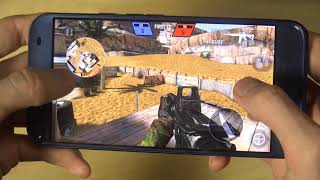 Bullet Force DOOGEE BL5000 Gameplay Performance Review!