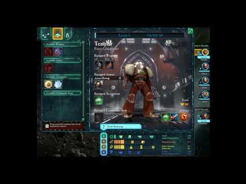SILENT GAMING: Warhammer 40K - Dawn of War II (P18) HD |