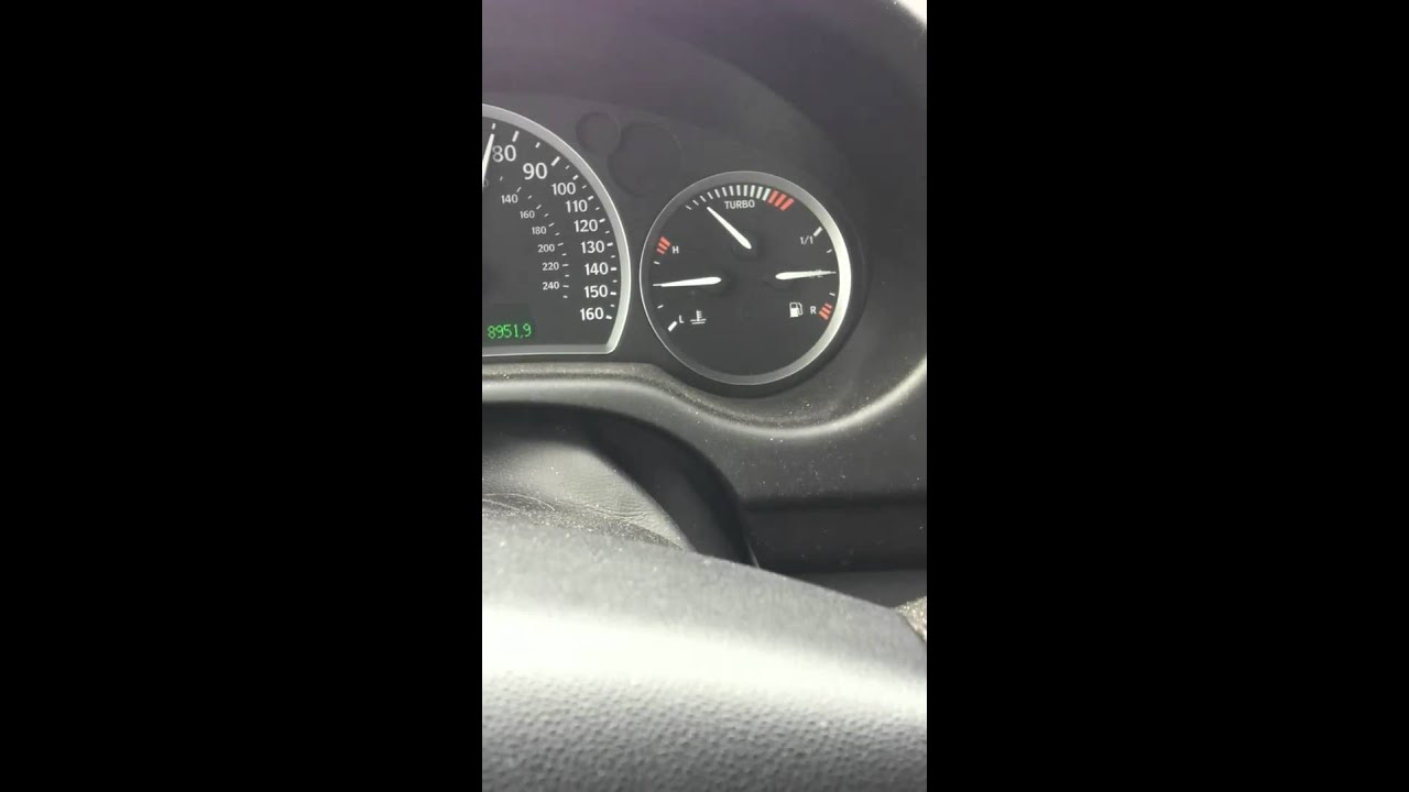 Saab 9-3 Acceleration problem