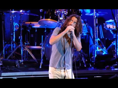 """Chris Cornell and Pearl Jam - Say Hello 2 Heaven """"Alpine Valley"""" (Sept 3, 2011) 1080p"""