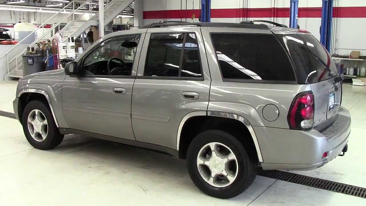 2008 Chevrolet Trail Blazer 4WD - YouTube