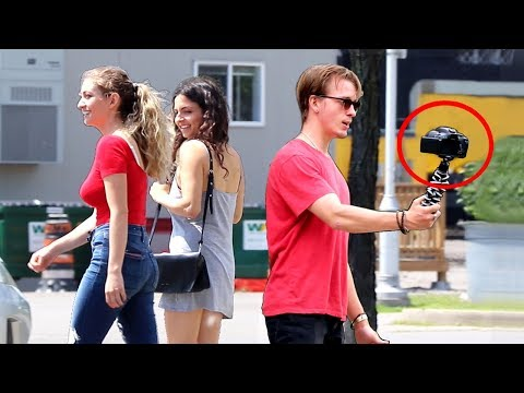 The Angry Vlogger Prank!