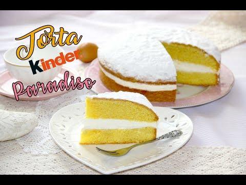 TORTA KINDER PARADISO FACILISSIMA! 😋🌸 |Le ricette di DELIZIEePASTICCi di Marzia