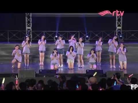 JKT48 Generasi 4 - Oboete Kudasai (Tolong Ingatlah) @ Konser JKT48 RTV (27-6-2015)