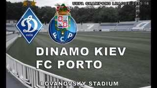 Video Gol Pertandingan Dinamo Kiev vs FC Porto