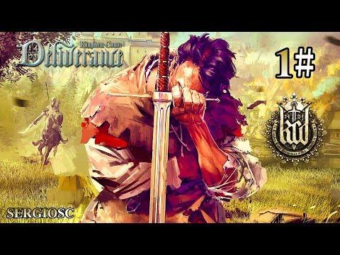 Kingdom Come Deliverance 1# SORTE KEY PC FINALIZADO   Walkthrough GAMEPLAY Español PC