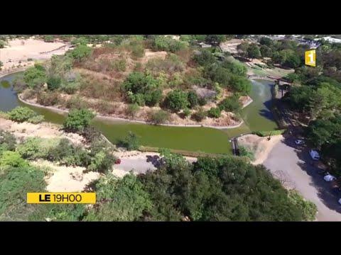 Le Port et son parc boisé