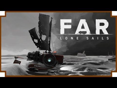 FAR: Lone Sails - (Atmospheric Adventure / Exploration Game)