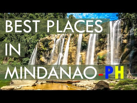 Best Places to Visit | Philippines - Mindanao