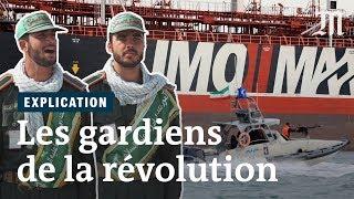 Qui sont les gardiens de la révolution iraniens ?