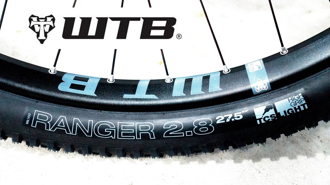 Wtb Ranger 27 5 Tire Review 27 5x2 8 Tcs Light High Grip Youtube