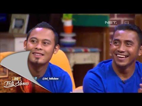 Ini Talkshow 21 Oktober 2015 Part 6/6 - Zulham, Konate, Atep, Firman & Djajang Nurjaman - Persib