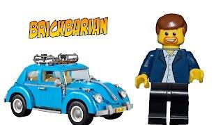 Lego Investing VW Beetle !