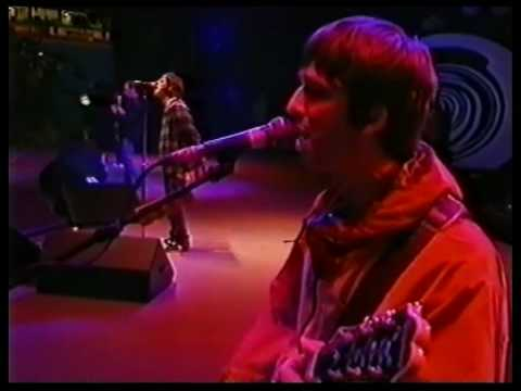 Oasis - Roll With It  Live - HD [High Quality]