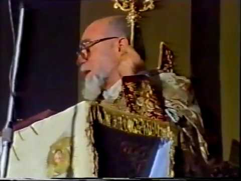 Election & Enthronement of His Holiness Karekin I Sarkissian Part 3 of 4