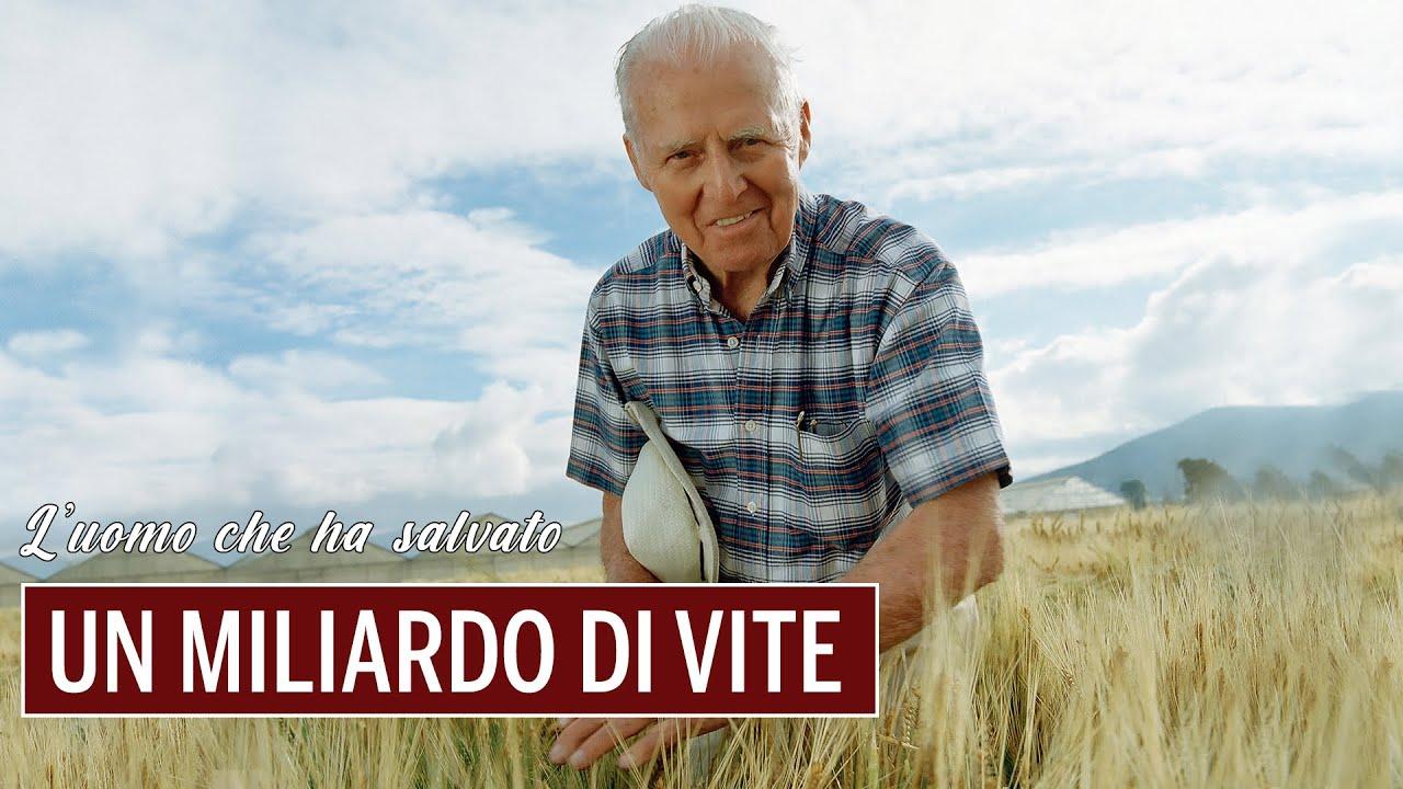 L'uomo che ha SALVATO il MONDO – Norman Borlaug