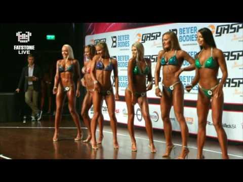 NM i Bodybuilding og Fitness - Bikini Fitness Finale - Del 5