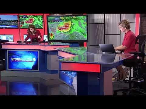 WHIO Dayton Tornado Coverage
