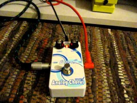 Pedal belcat analog chorus. CHR 504