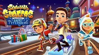 Subway Surfers Saint Petersburg Android Gameplay
