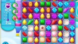 Candy Crush Soda Saga Level 297 (7th version)