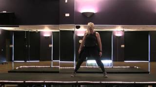 Carol of the Bells/Sing We Now Of Christmas by Barlow Girl Dance Fitness Stretching
