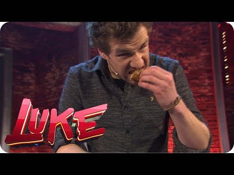 Essen erraten mit Andreas Gabalier - LUKE! Die Woche und ich