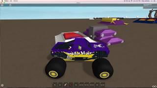 Roblox Monster Jam World Finals XI part 2