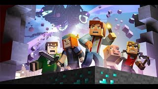 Minecraft: Story Mode Complete Series All Season 1 and 2 Episodes Xbox One X No Commentary
