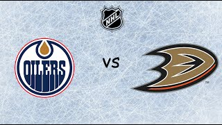 Edmonton vs Anaheim ( NHL09 PC )