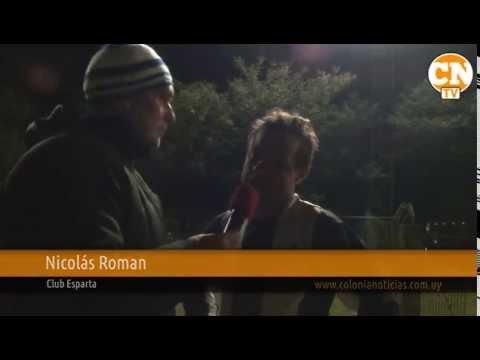 Nicolás Román - Club Esparta