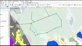 How to Edit Roads in ArcMap