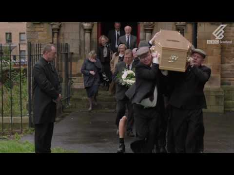 Winston's not sure about being a pallbearer | Still Game series 7