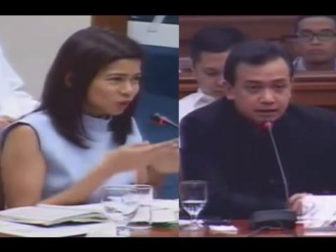 January 22, 2015 Part 3  Makati City Hall building Philippine Senate blue Ribbon Committee